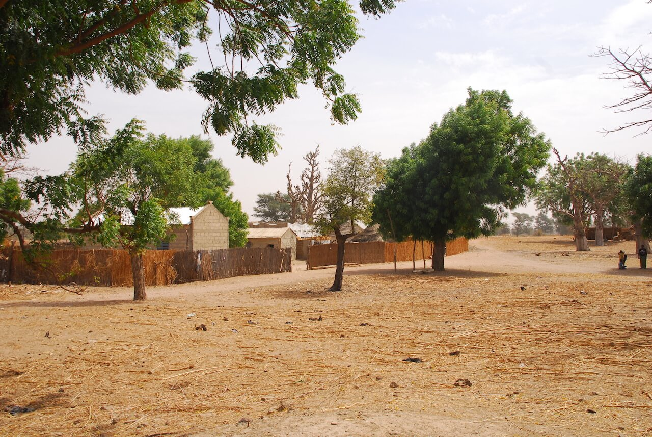7 village of Thialame