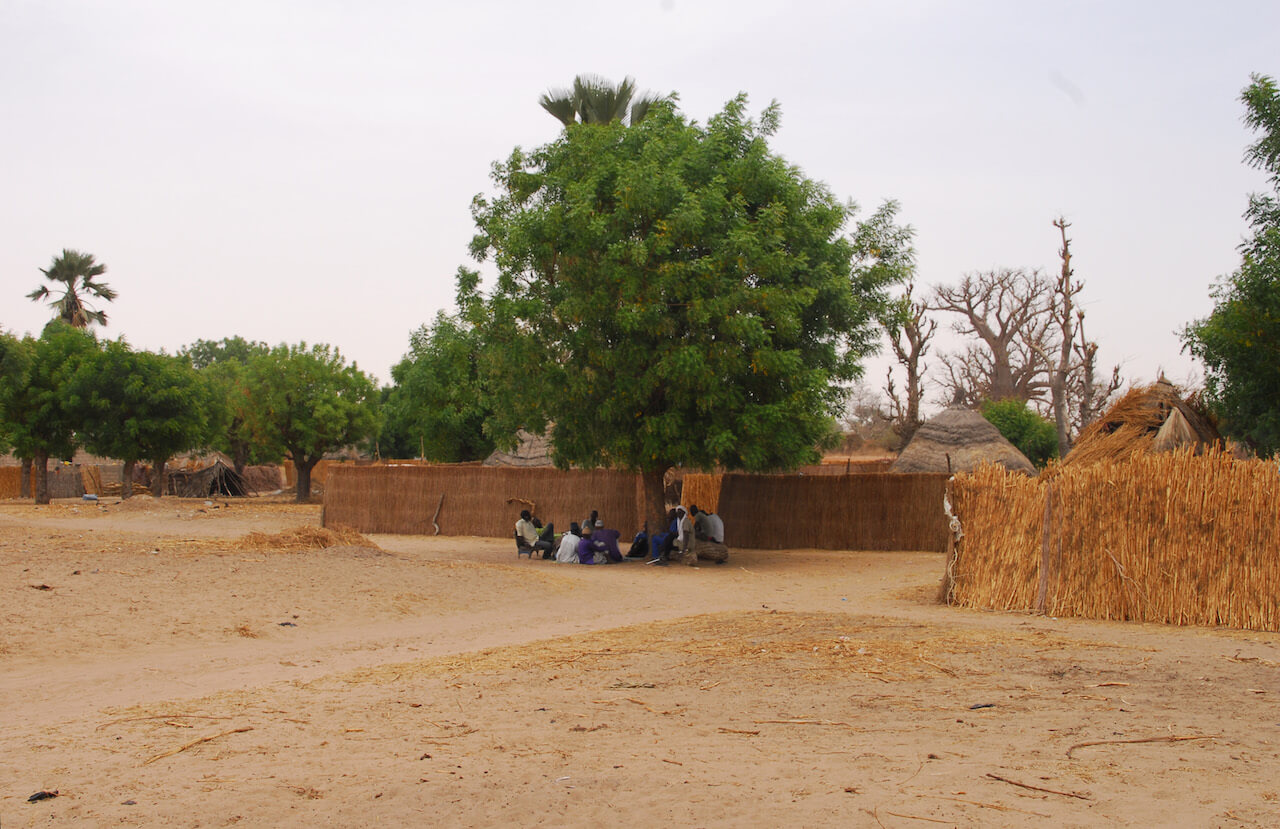 4 village of Thialame